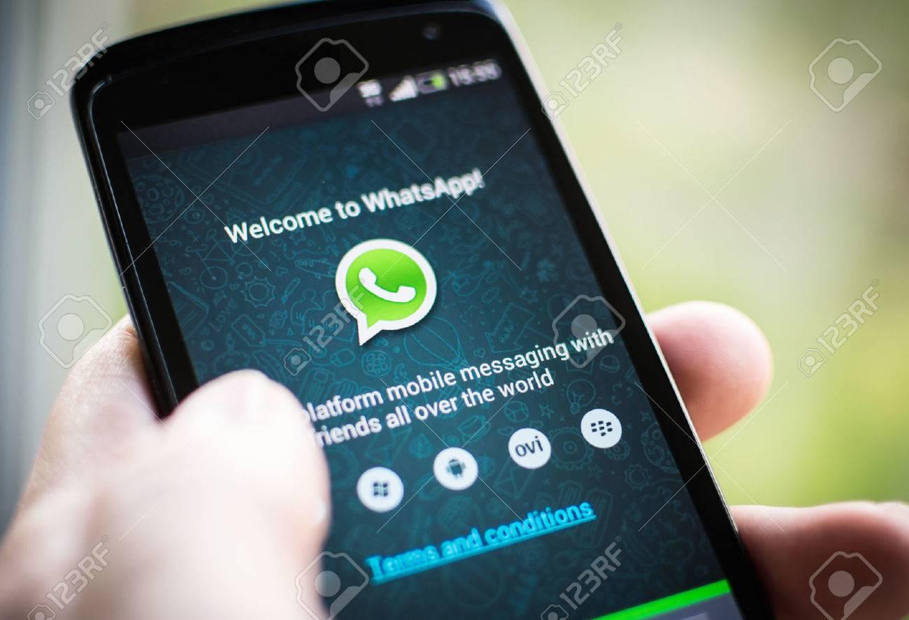 Whatsapp mobile application - 26254630