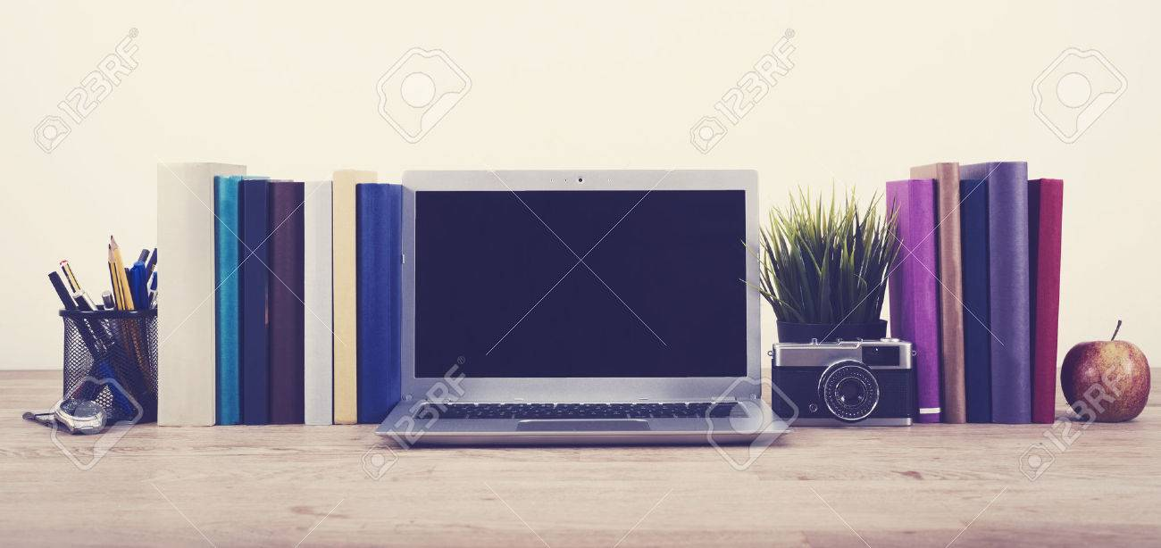 Home desk hero header image - 48967319