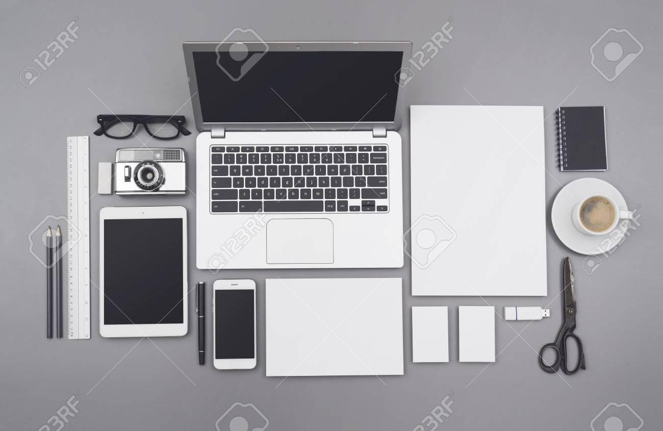 corporate identity design template mockup - 49917481