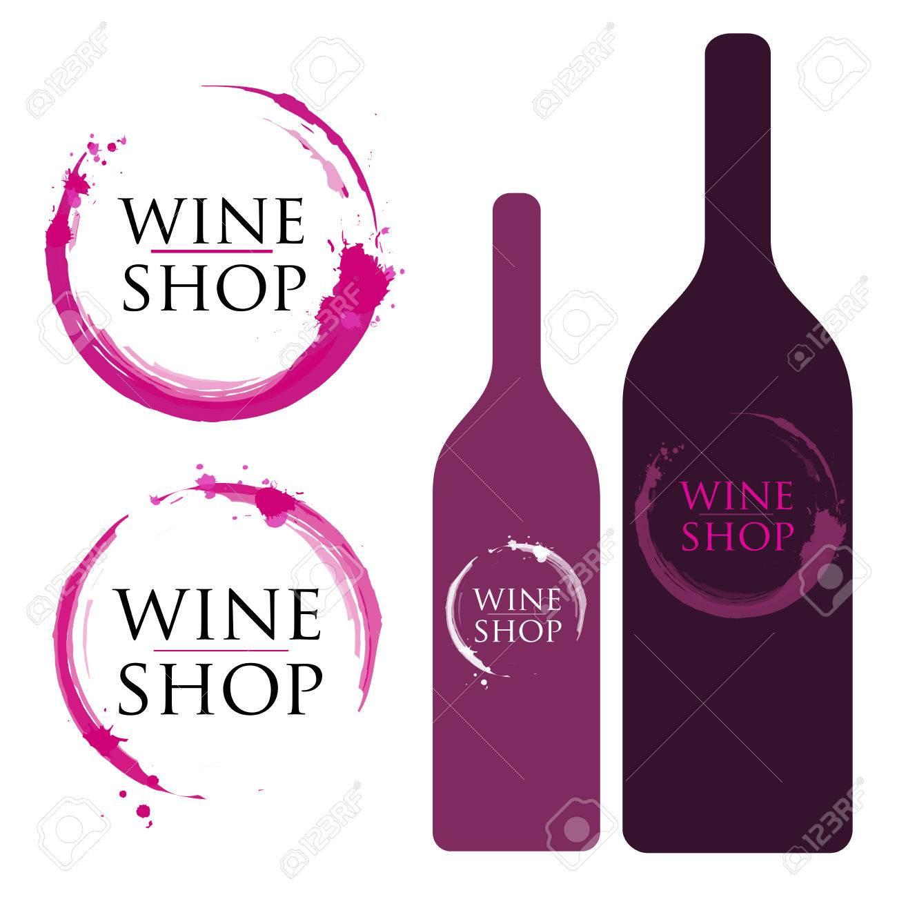 Großartig Wein Flaschen Etiketten Vorlage Kostenlos Zeitgenössisch ...