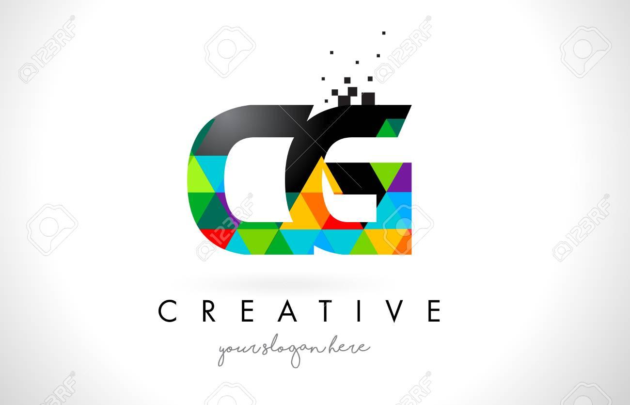 カラフルな鮮やかな三角形テクスチャ デザイン ベクトル イラスト CG ...