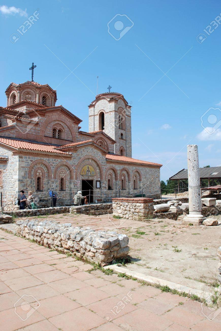 聖クレメント S 教会 - 聖パンテ...