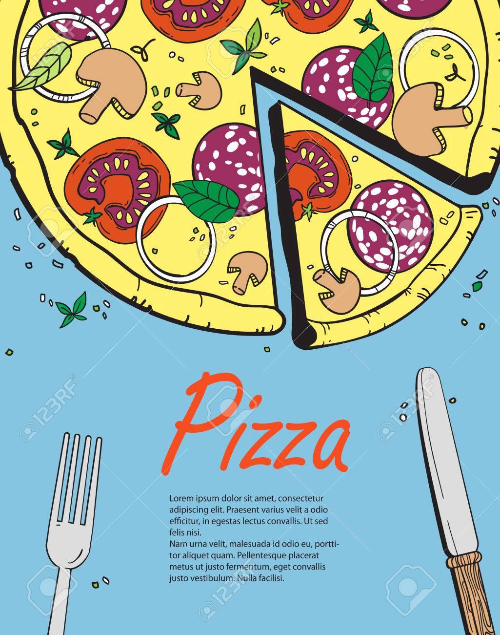 design a menu template