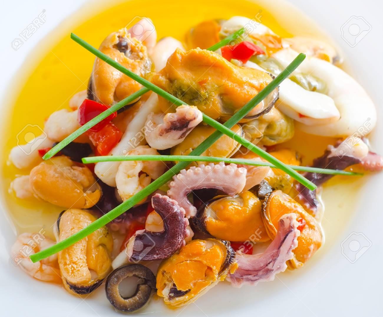 seafood Stock Photo - 16510925