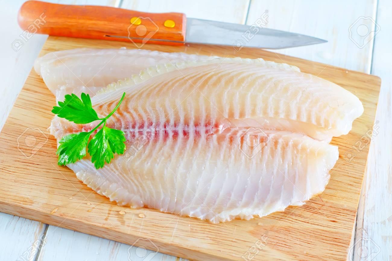 raw fish Stock Photo - 18477653