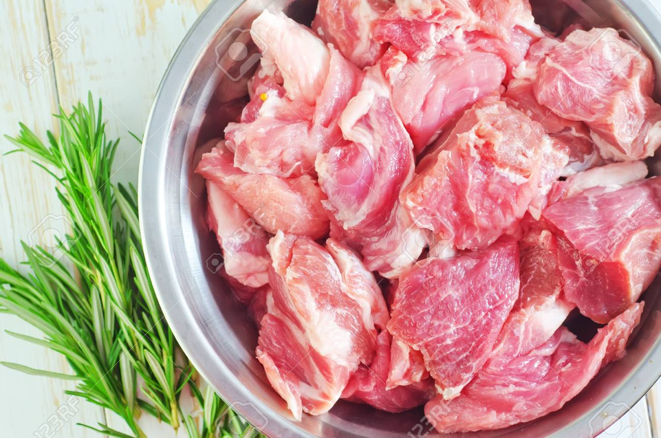 raw meat Stock Photo - 19824614