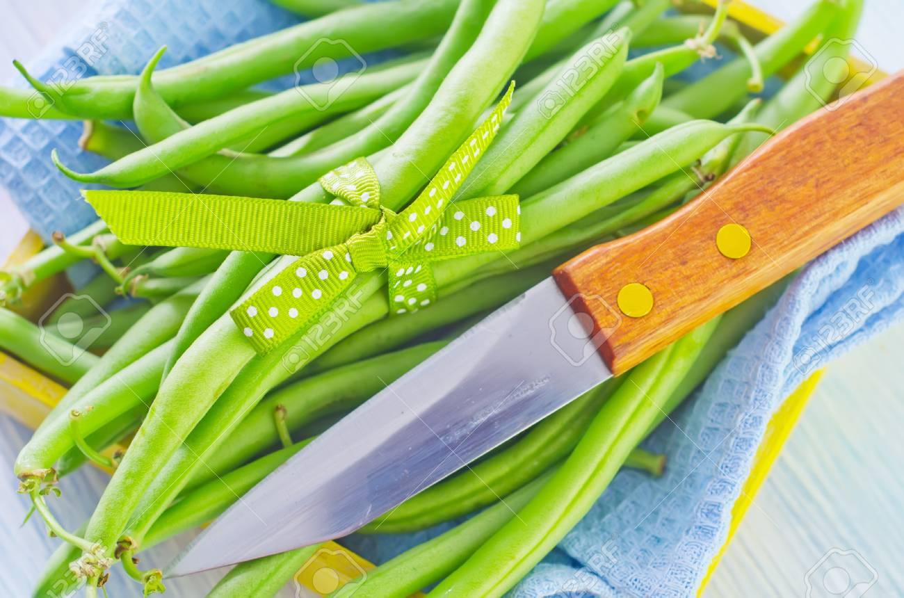 green beans Stock Photo - 20522104
