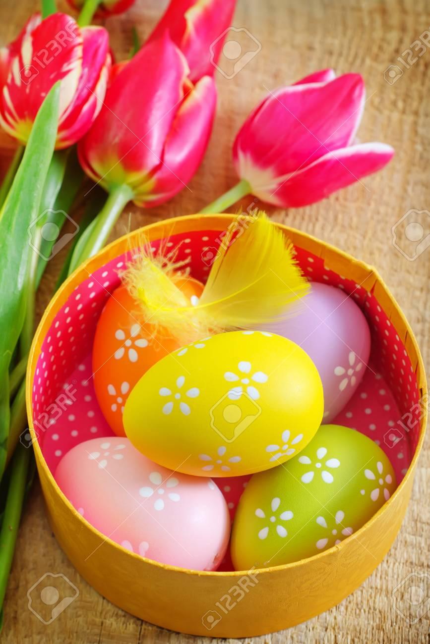 easter eggs Stock Photo - 22372416