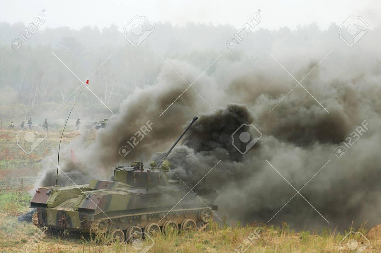 Military Training Exercise