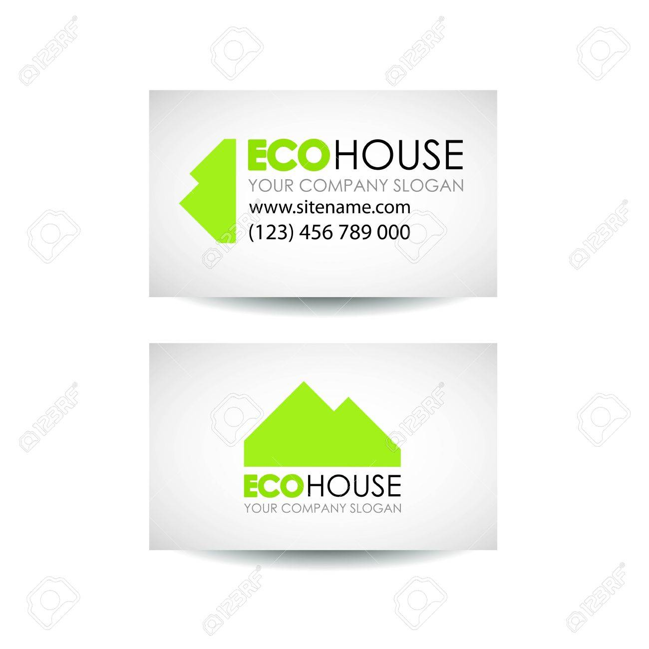 Awesome Real Estate Slogans For Business Cards Pictures