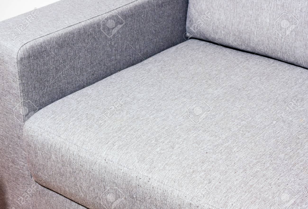 Grey Sofa Texture Stock Photo Picture And Royalty Free Image Image