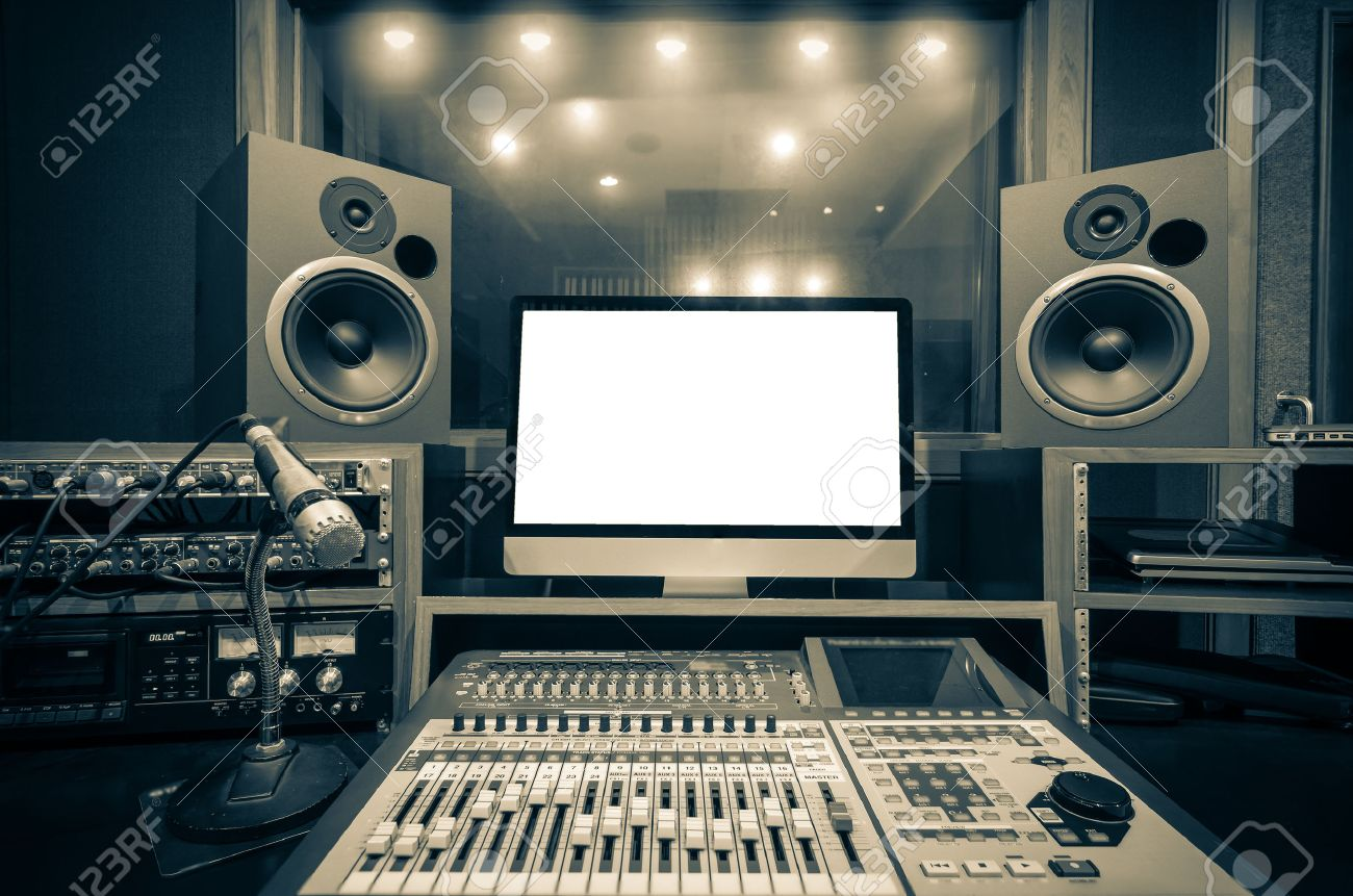Recording Studio Stock Photos Royalty Free Images