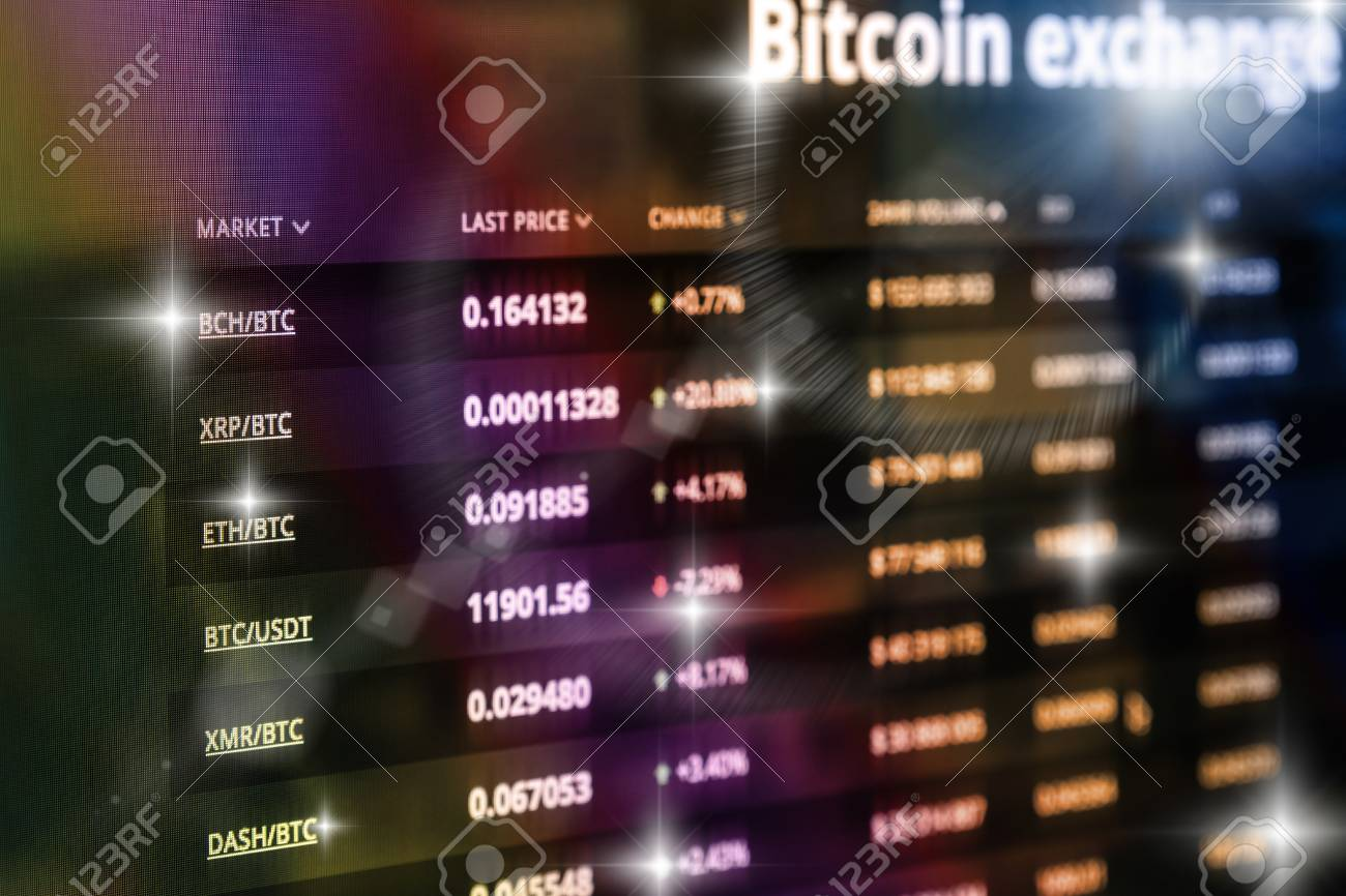 cryptocurrency trading exchange