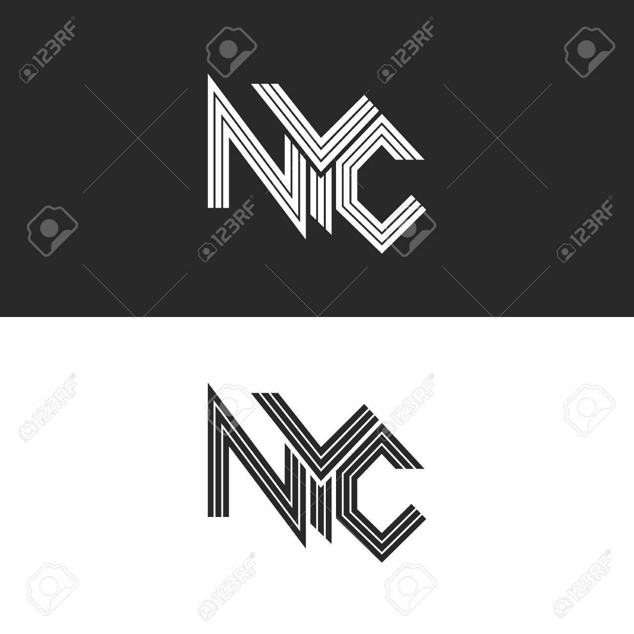 NYC Letras De Impresión De La Camiseta, Ciudad De Nueva York EE.UU ...