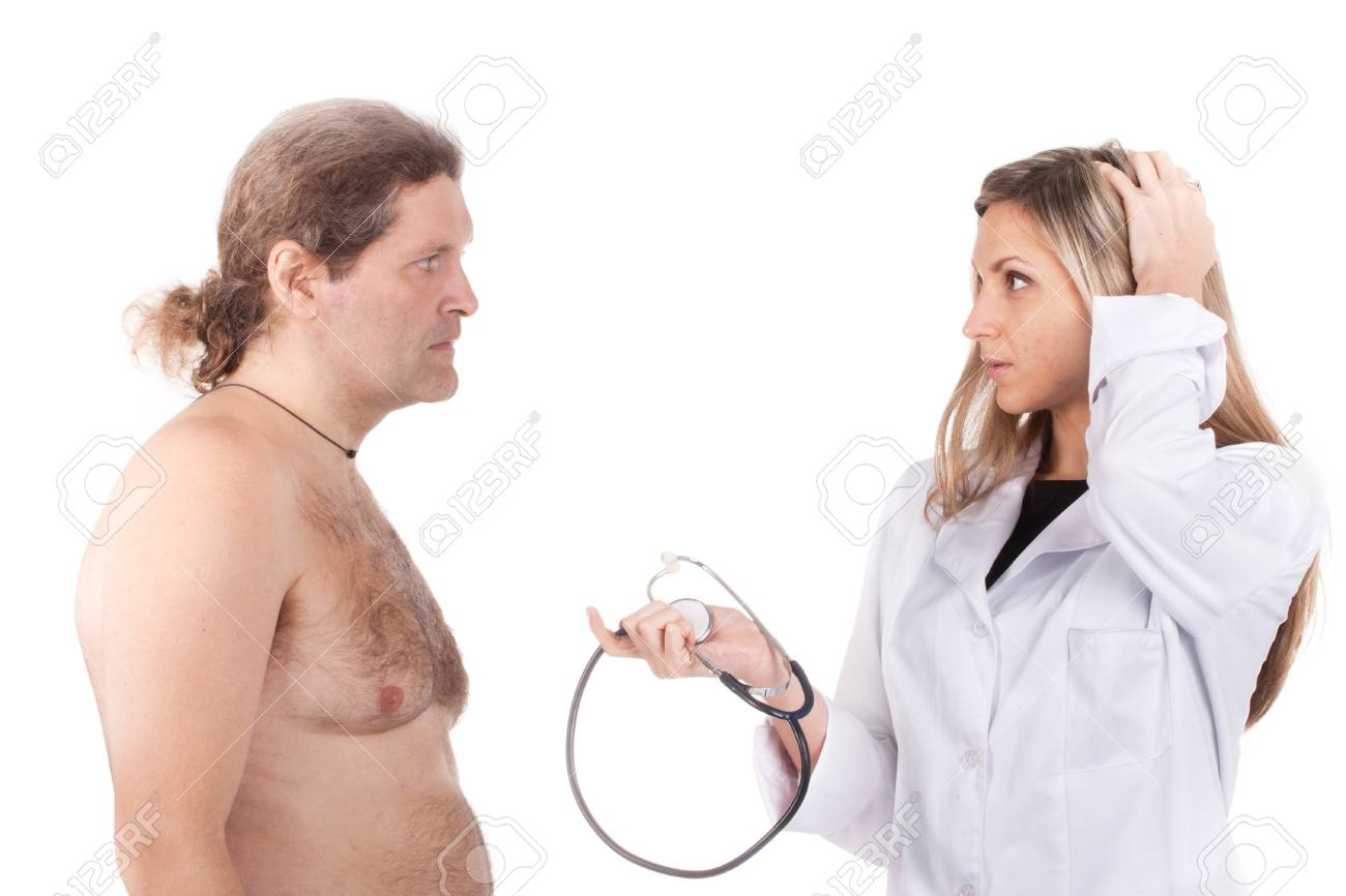 dialog between doctor woman and her patient Stock Photo - 13155403