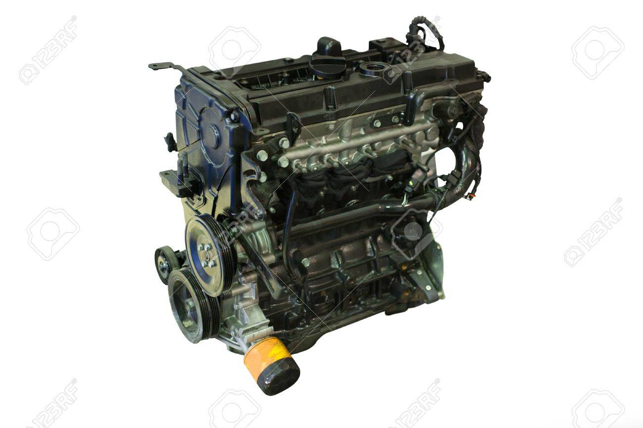 The image of an explosion engine Stock Photo - 15167965