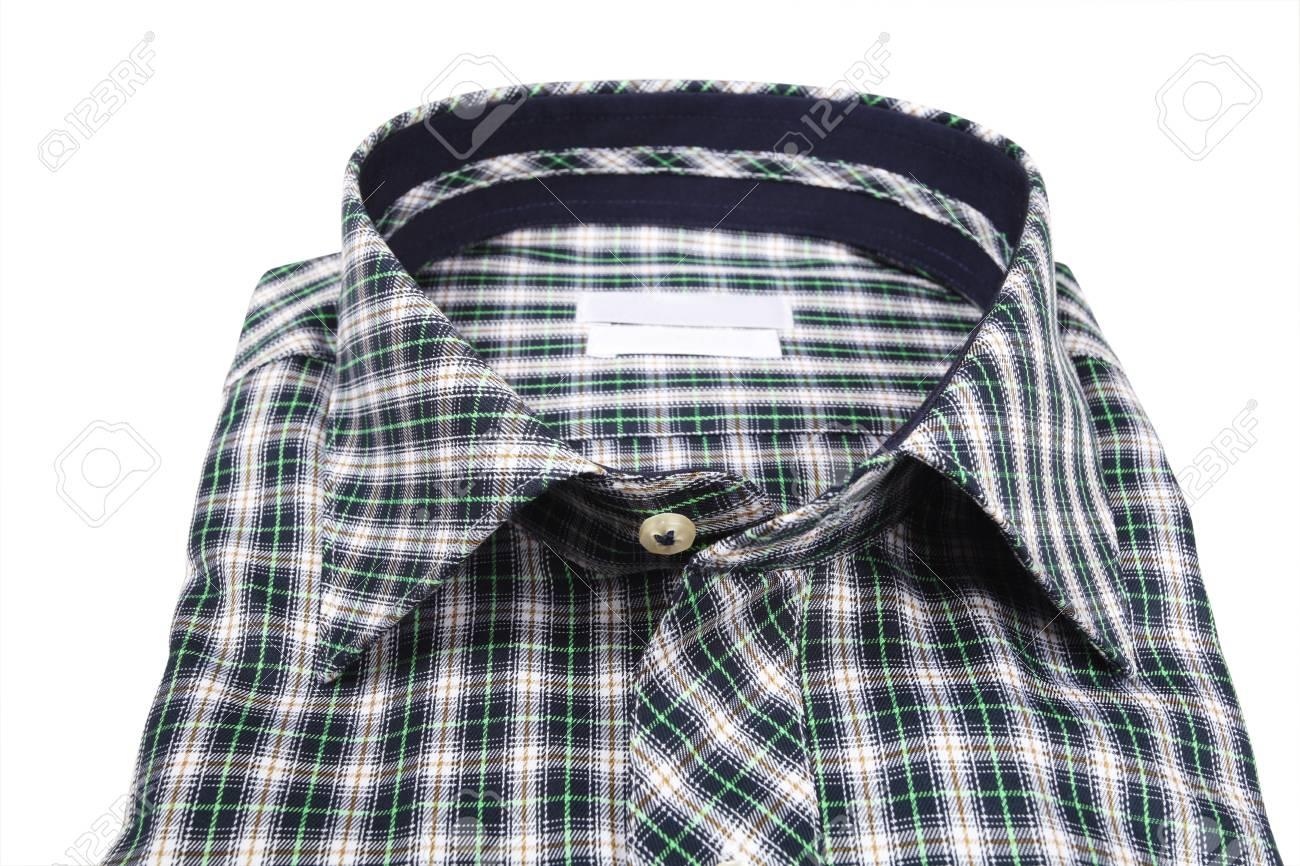 shirt isolated under the white background Stock Photo - 19038214