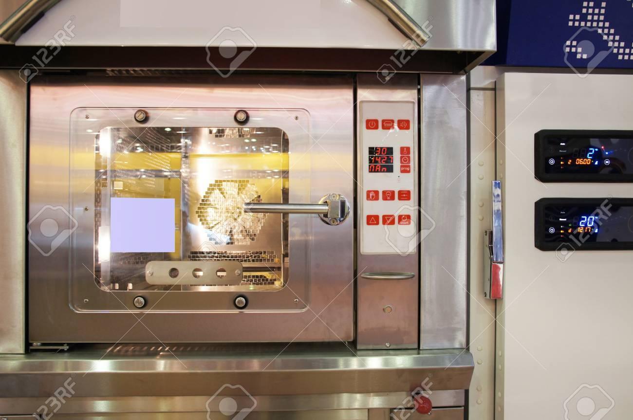 The image of bakery oven Standard-Bild - 20523165