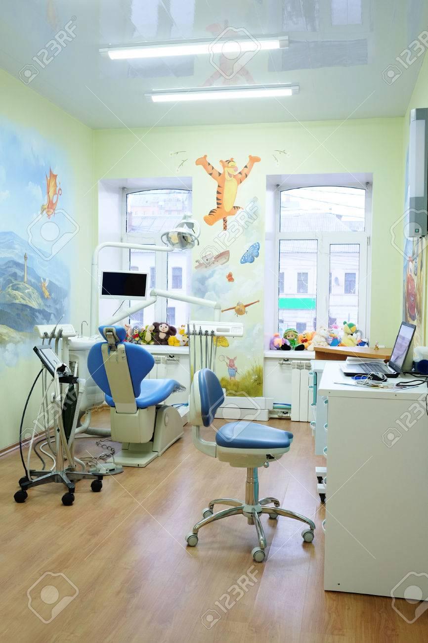 Shildren S Dental Clinic Interior Design