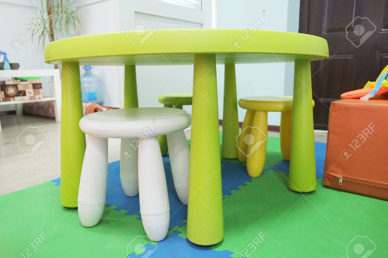 Astounding Colorful Plastic Kid Chairs And Table Gmtry Best Dining Table And Chair Ideas Images Gmtryco