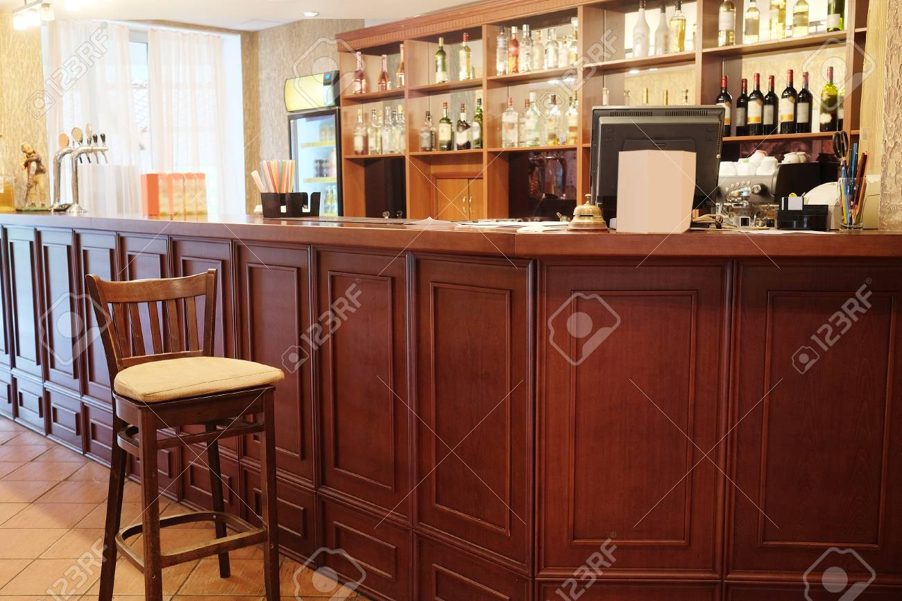 Interieur D Un Bar intérieur d'un bar ou un restaurant