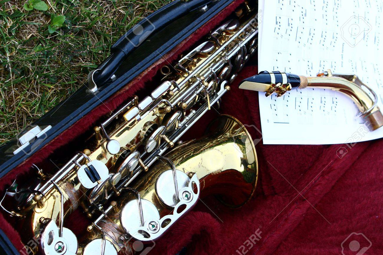 saxophone Stock Photo - 22096701