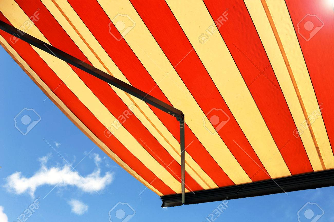 New terrace awning - 77822557