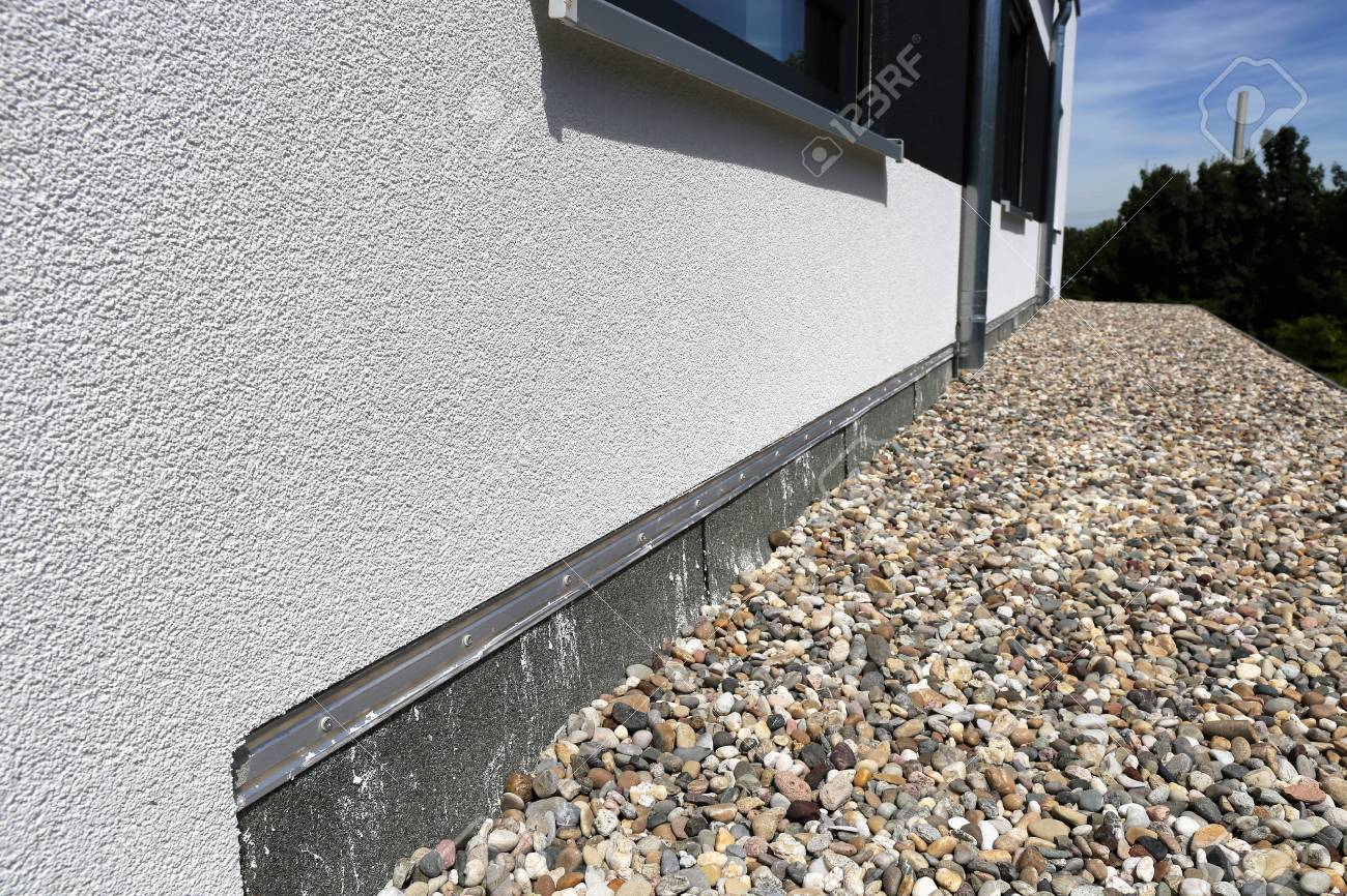 flat roof with gravel stock photo picture and royalty free image rh 123rf com