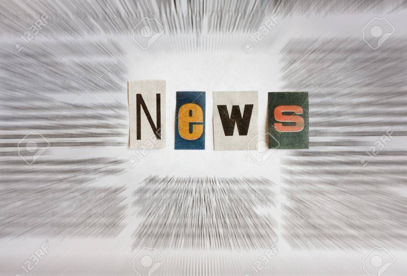 News concept Stock Photo - 13738693