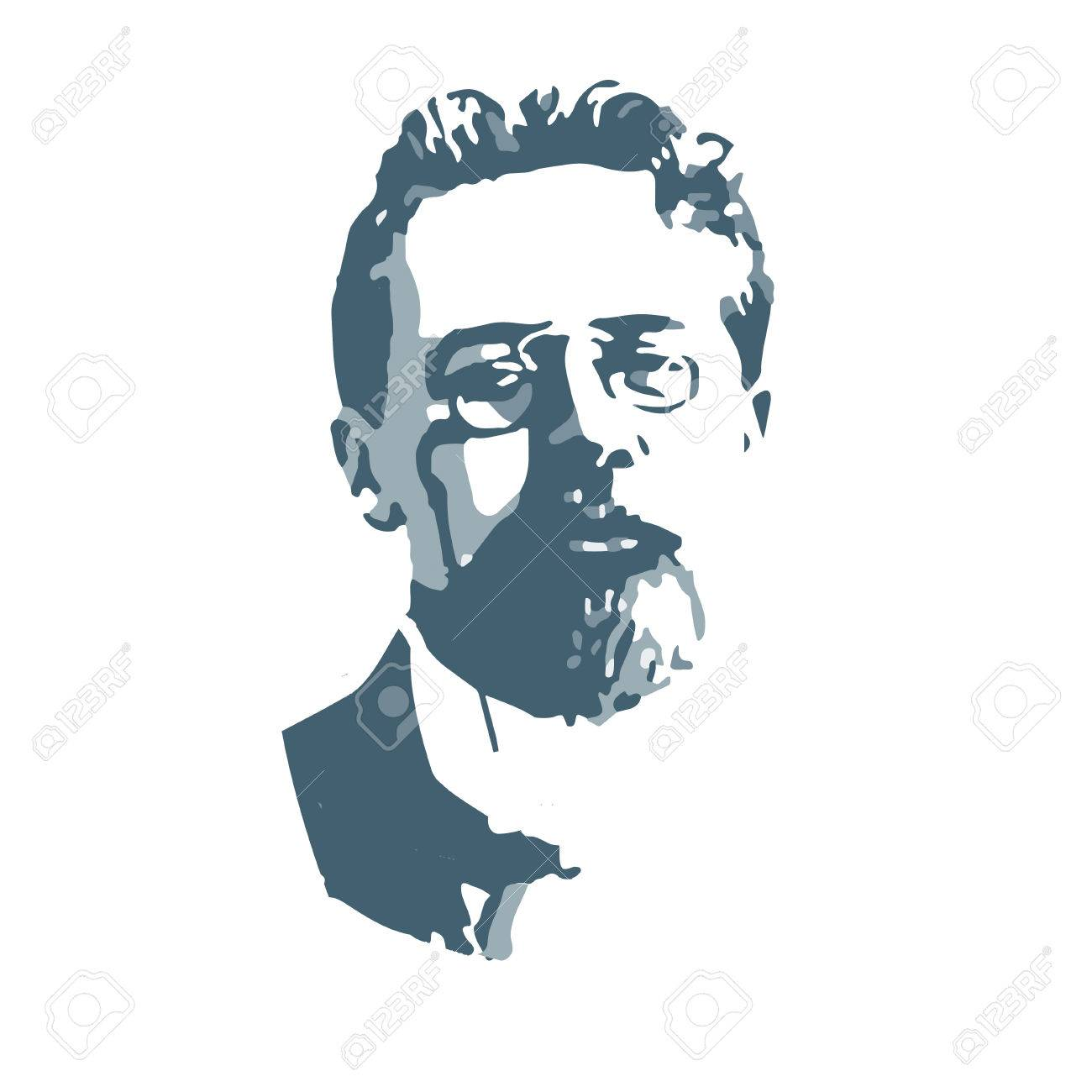 Anton Pavlovich Chekhov, the famous writer, the author of plays - 58036685