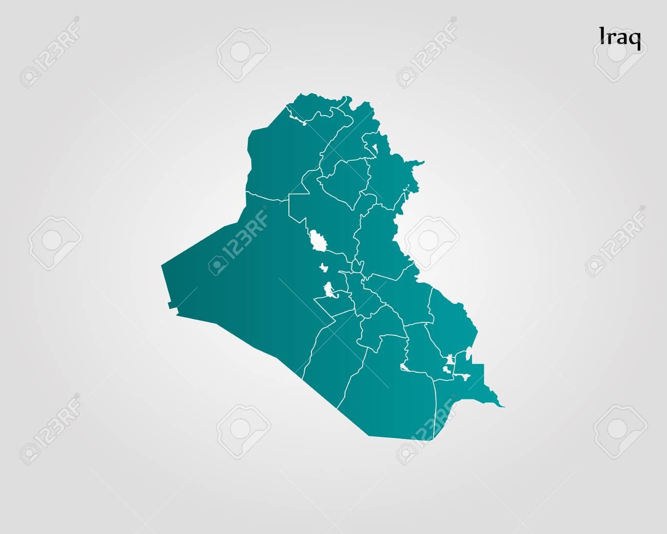 Map of iraq vector illustration world map ilustraciones map of iraq vector illustration world map foto de archivo 89750726 gumiabroncs Choice Image