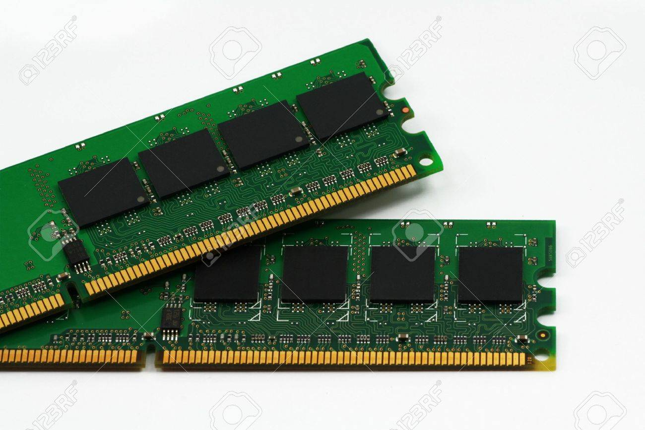 Computer Memory Stock Photo, Picture And Royalty Free Image. Image ...