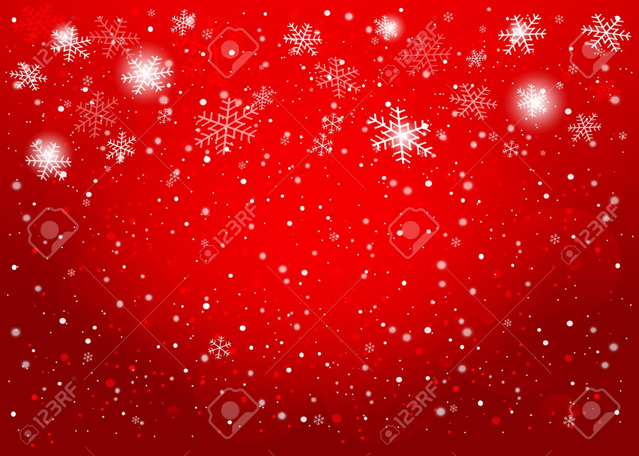 Red Christmas Background.Red Christmas Background Vector Eps10