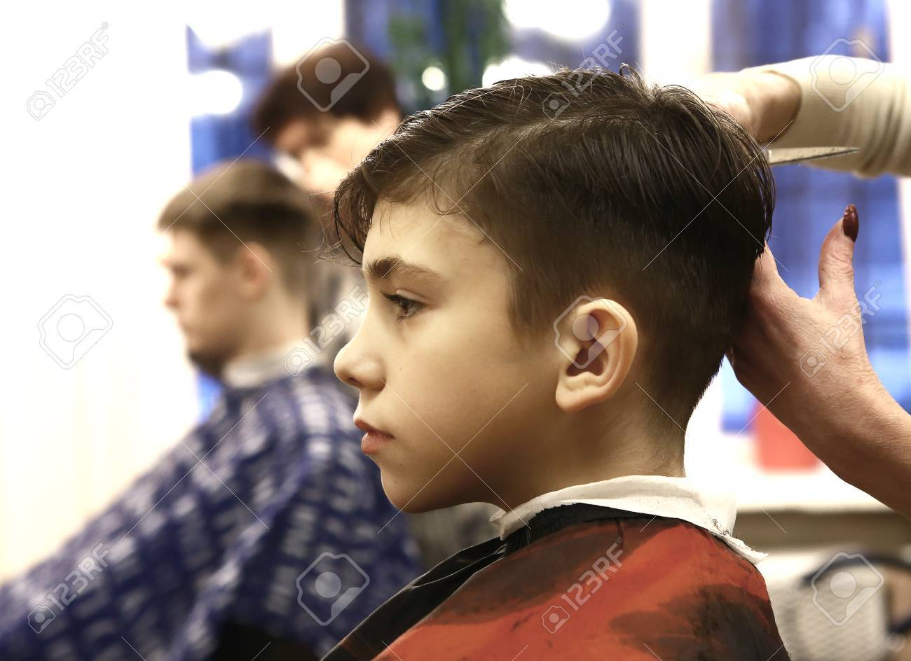 Barber shop for men. Moscow 6