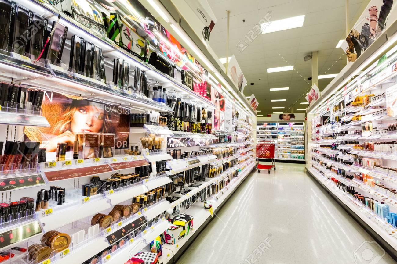 Target Store Aisle