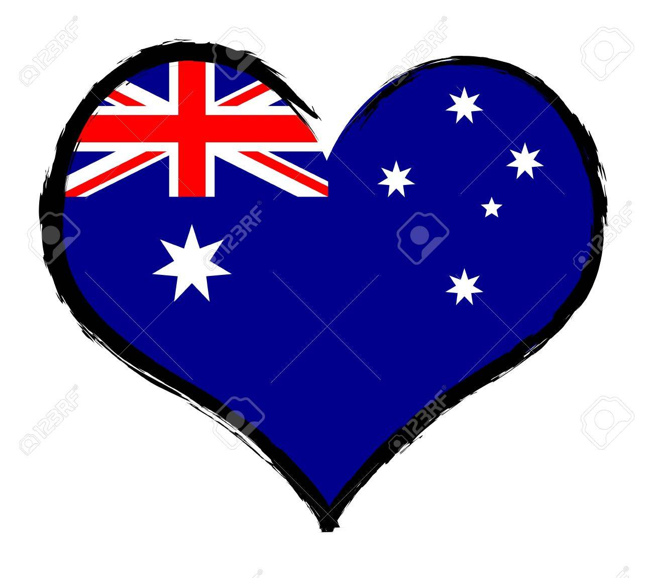 australia the beloved country as a symbolic representation