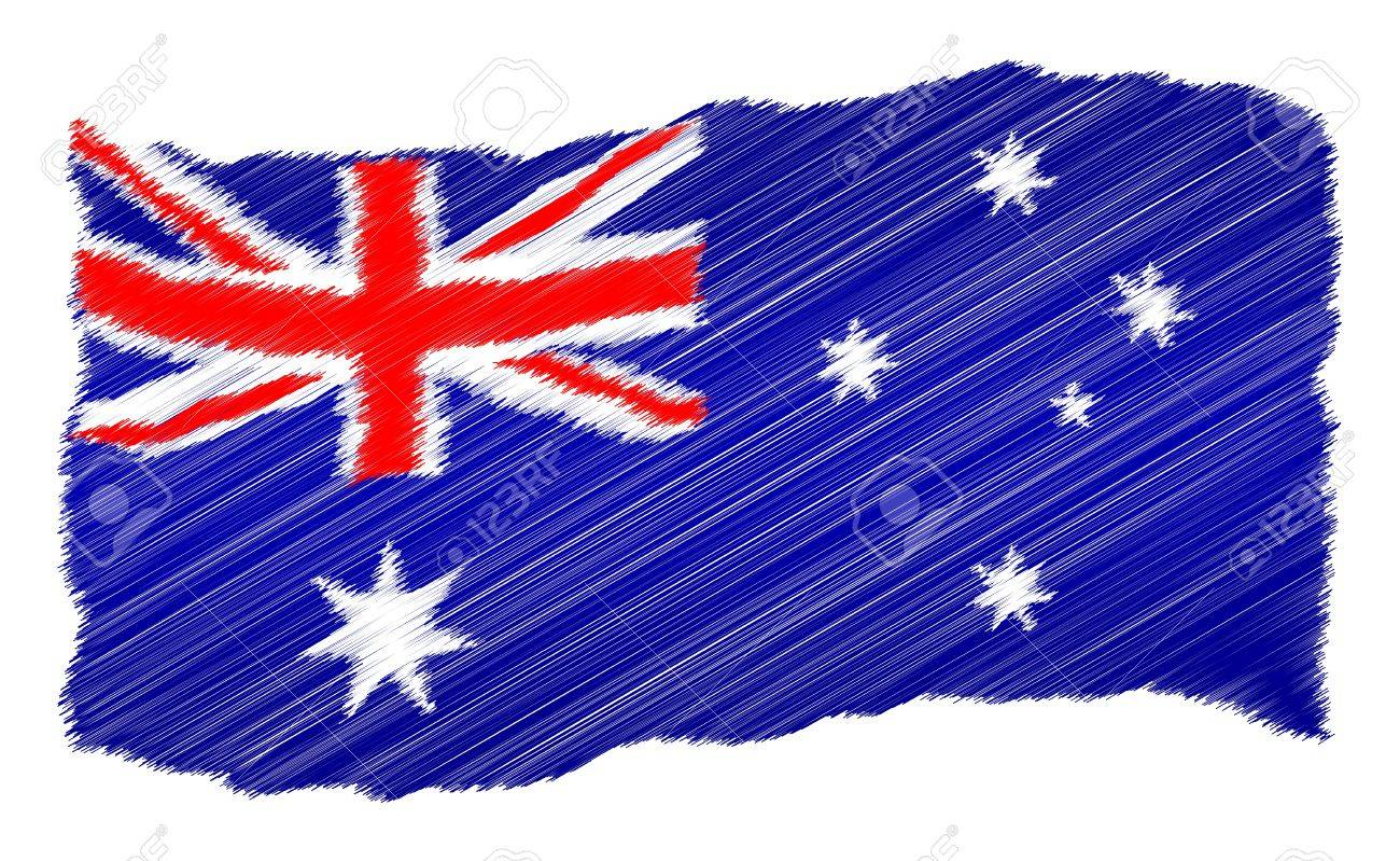 sketch australia the beloved country as a symbolic
