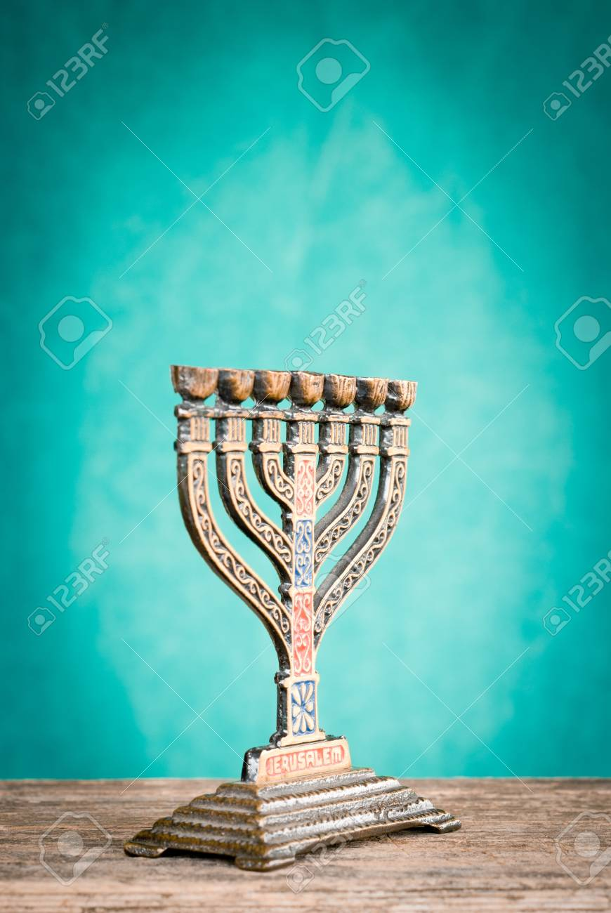 menorah Stock Photo - 14670336