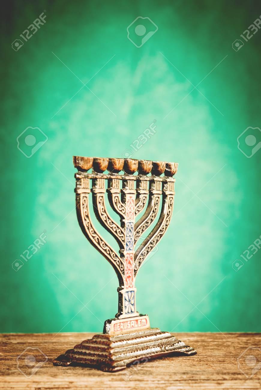 menorah Stock Photo - 23145676