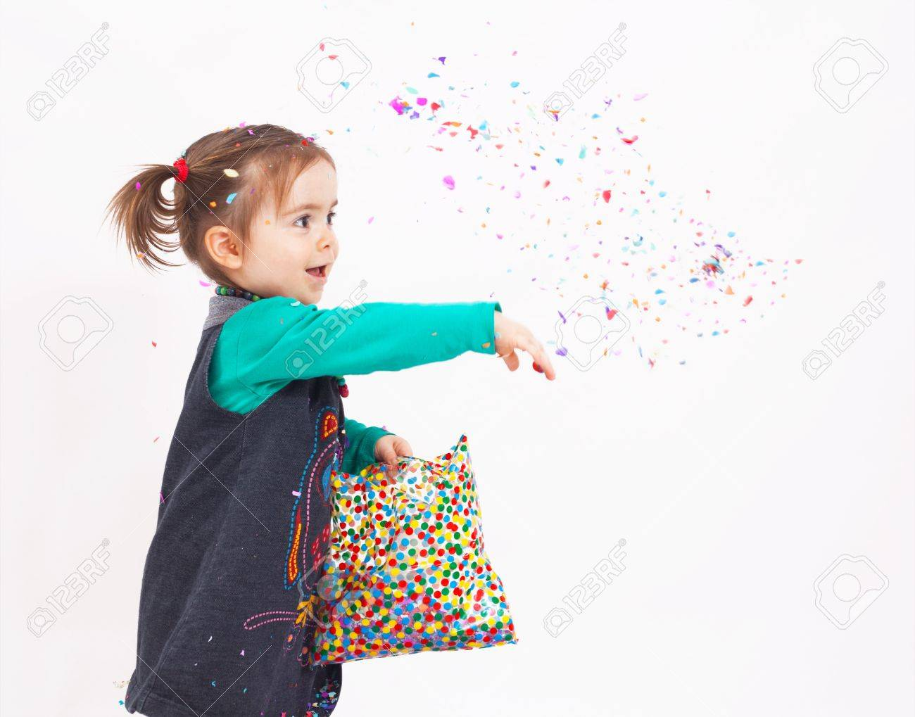 Image result for throw confetti