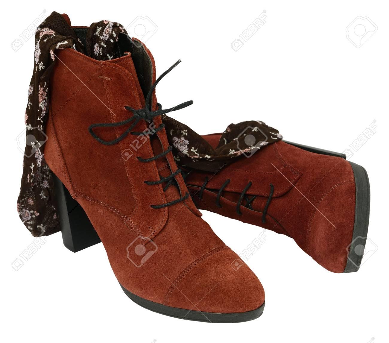 Stiefel und strumpfhosen