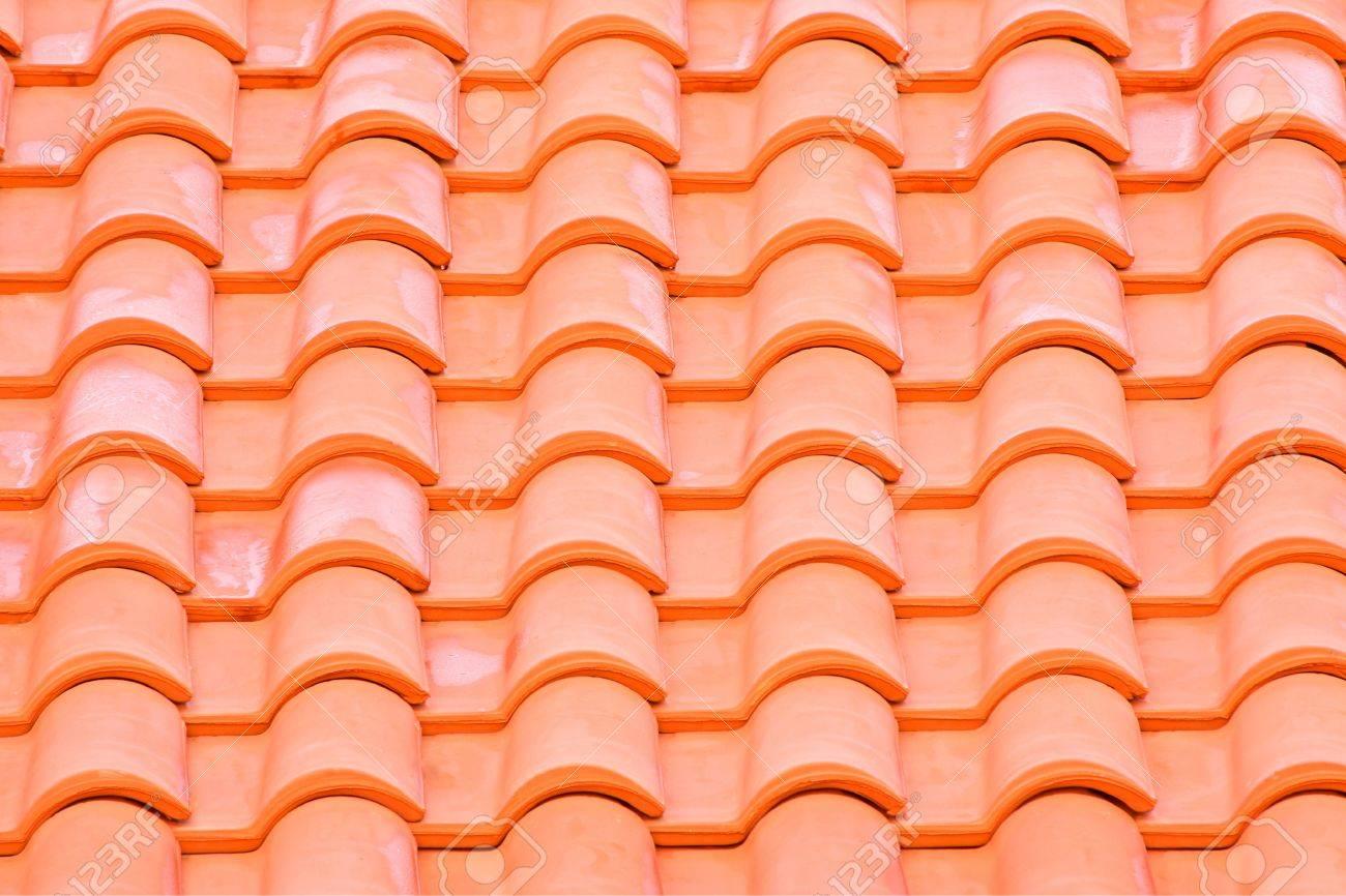 Dachziegel textur grau  Ein Dachziegel Muster Textur Lizenzfreie Fotos, Bilder Und Stock ...