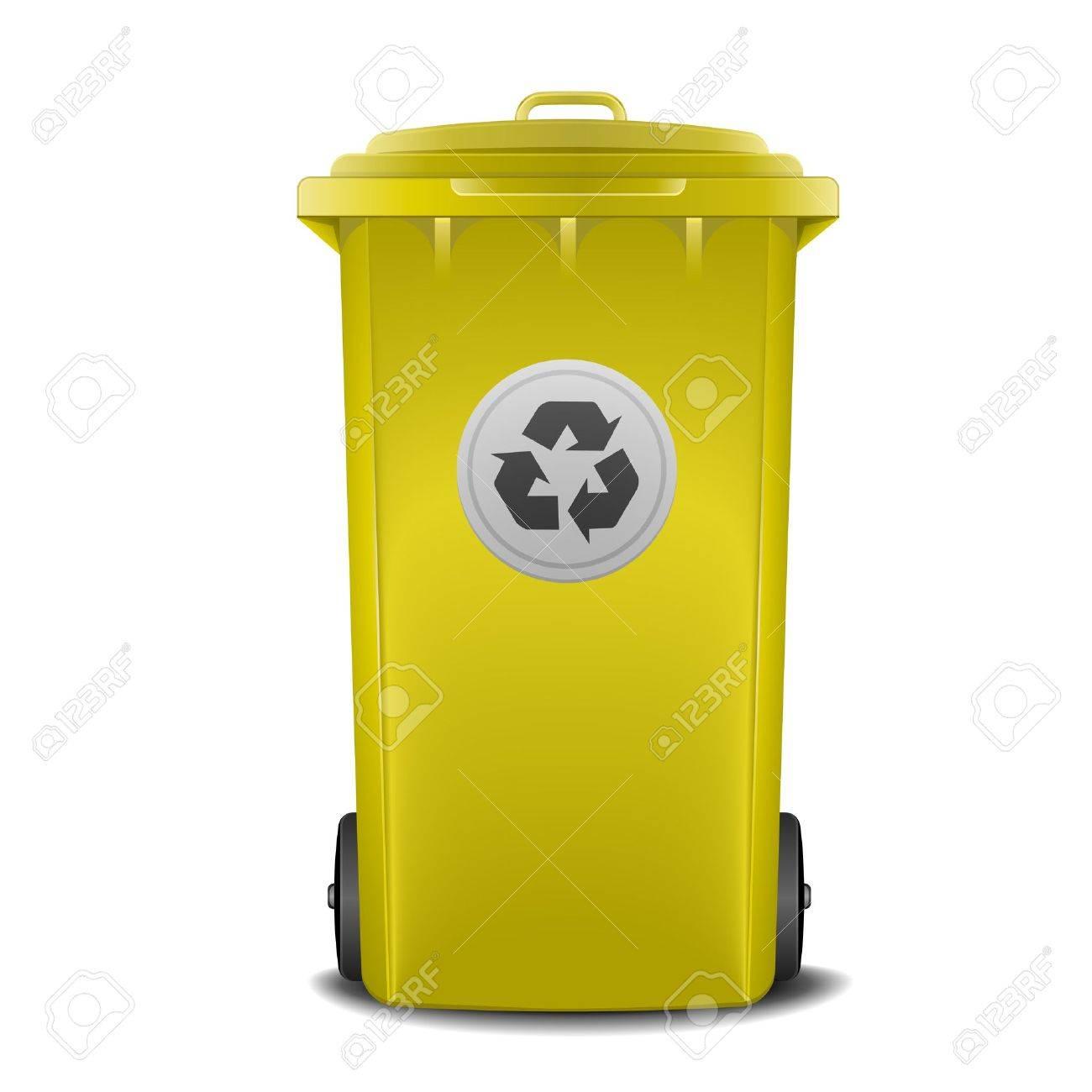 Resultado de imagen para recipiente amarillo reciclaje