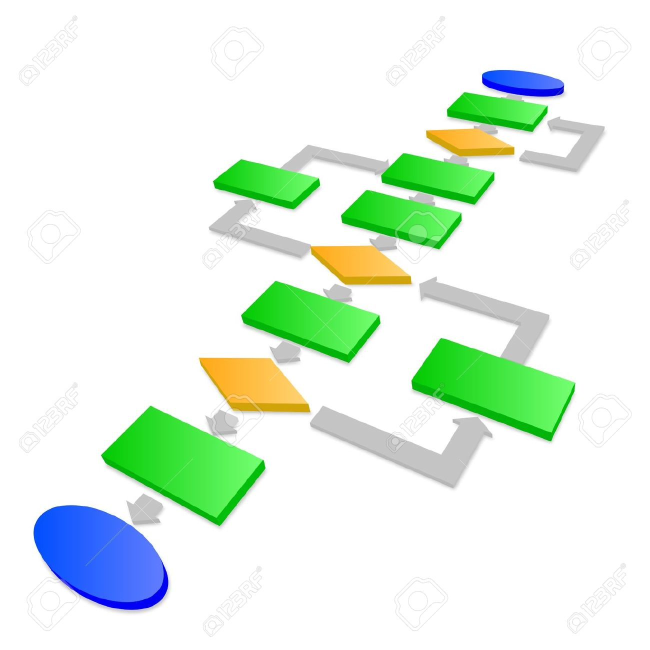 Illustration of a flowchart symbol for workflow stock photo illustration of a flowchart symbol for workflow stock illustration 14189704 buycottarizona Image collections