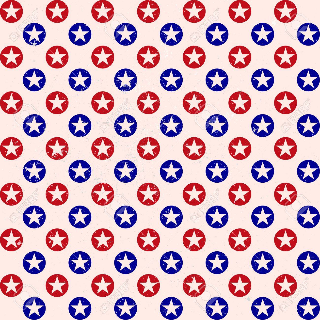 detailed illustration of a star dotted background pattern Stock Vector - 20235196