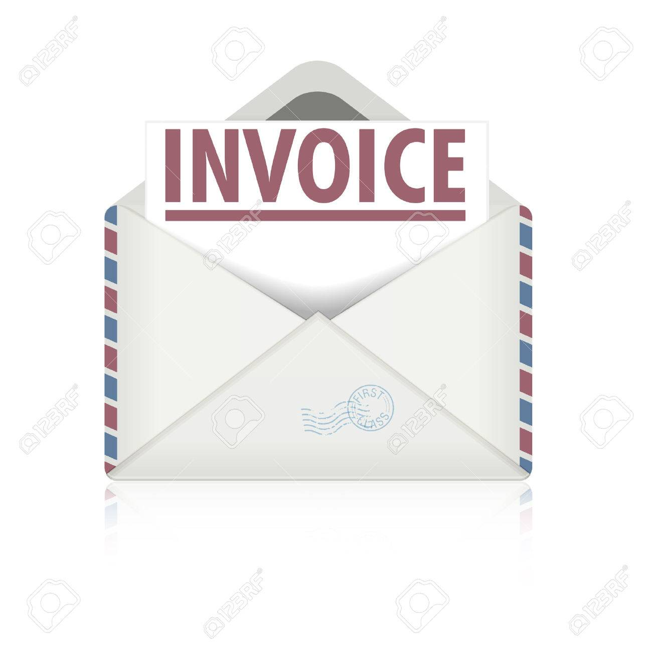 Invoice Price Audi Q5  Receipt Stock Vector Illustration And Royalty Free Receipt  Best Way To Organize Receipts For Taxes Pdf with Paid Invoice Template Receipt Detailed Illustration Of An Open Envelope With Invoice Letter  Eps Vector Small Business Invoicing Software Free Pdf