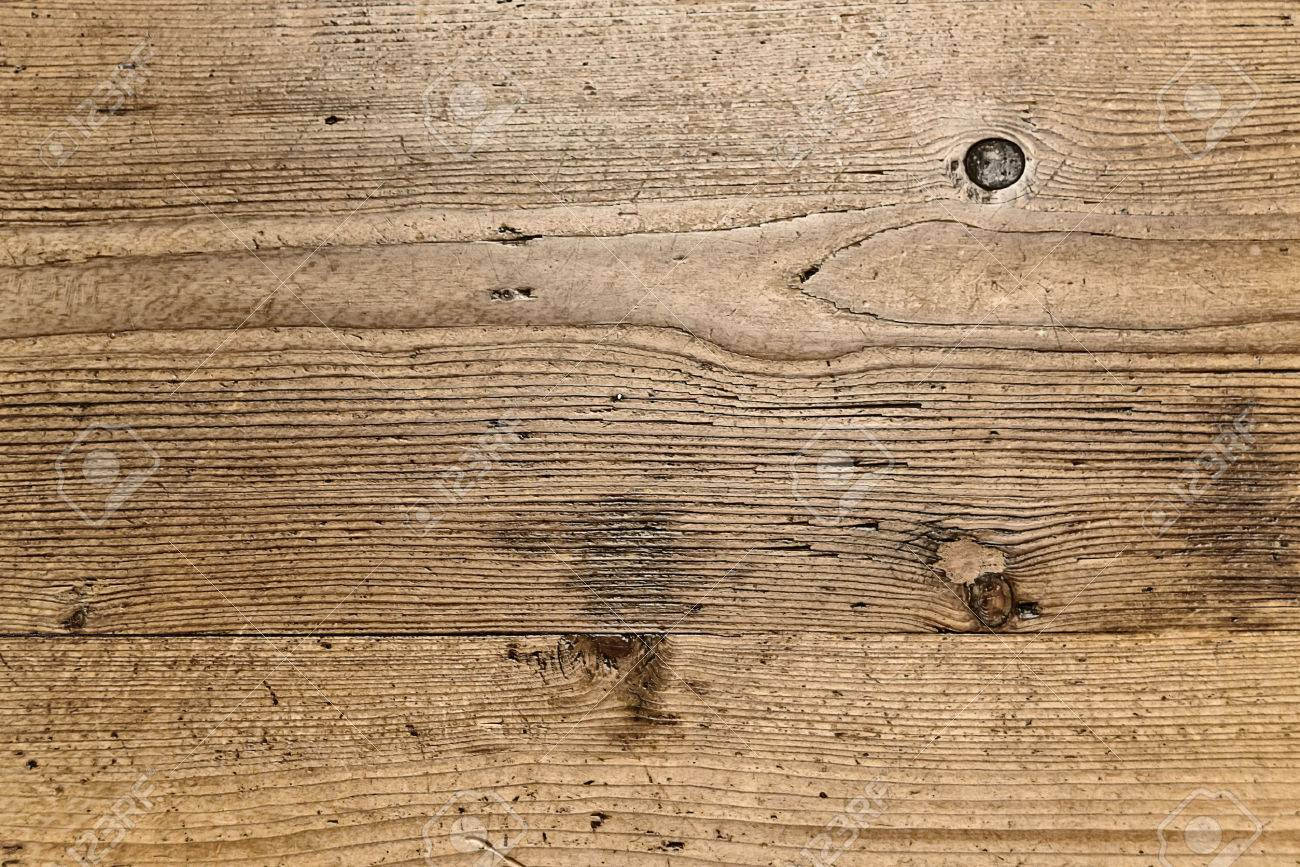 Stock Photo - old weathered wood panel background - Old Weathered Wood Panel Background Stock Photo, Picture And