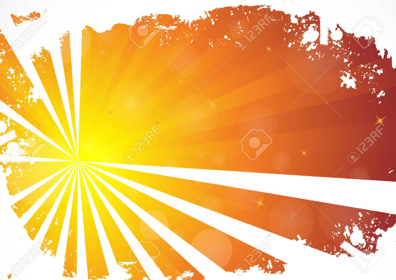 Abstract gold background. Clip-art Stock Vector - 8713363
