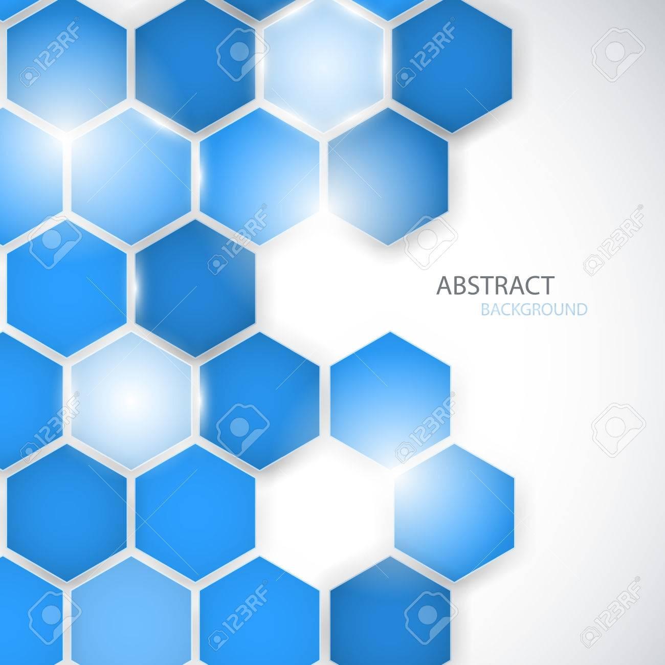 Abstract Background Hexagon. Vector. Clip-art Royalty Free ...