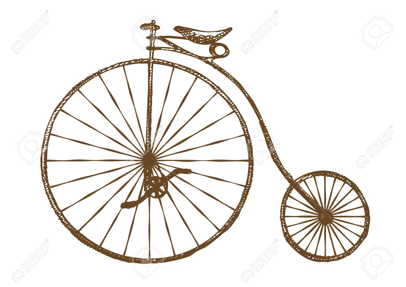 Cheap old fashioned bikes 100